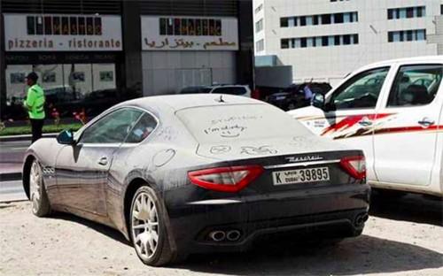Hơn 2.000 xe sang bị vứt bỏ mỗi năm ở Dubai ảnh 6