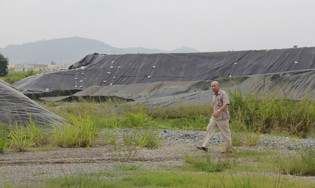 Xử lý 45.000 mét khối đất và bùn nhiễm dioxin tại Đà Nẵng ảnh 3