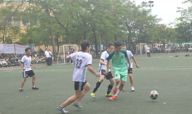 Trao giải bóng đá cúp báo Tiền Phong ảnh 5