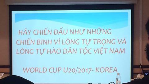 Bí mật chiến thuật U19 Việt Nam và người hùng Trần Thành ảnh 2