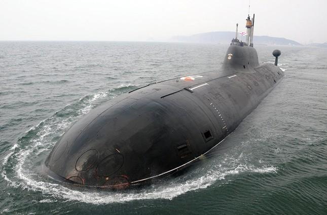 Thuê một tàu ngầm hạt nhân Nga cần 44,4 nghìn tỷ ảnh 3