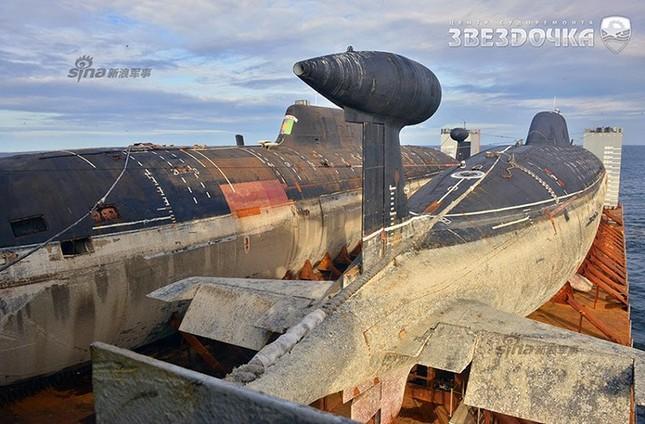 Thuê một tàu ngầm hạt nhân Nga cần 44,4 nghìn tỷ ảnh 4