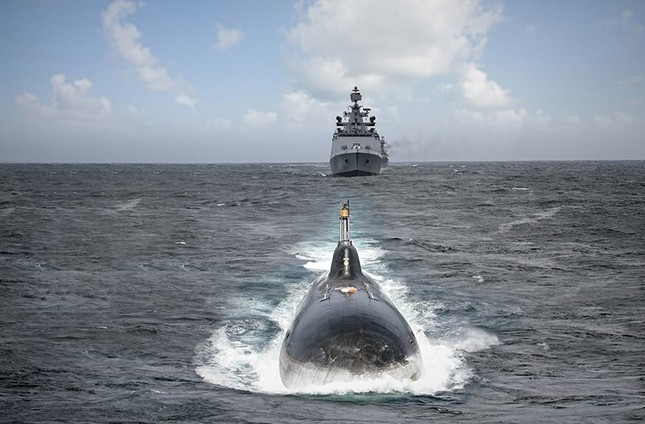 Thuê một tàu ngầm hạt nhân Nga cần 44,4 nghìn tỷ ảnh 5