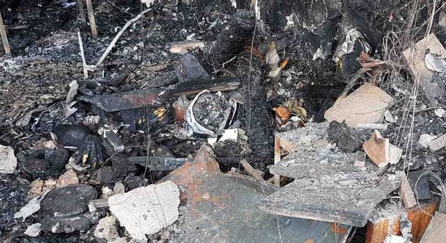 Bên trong quán karaoke bị cháy khiến 13 người chết ảnh 5