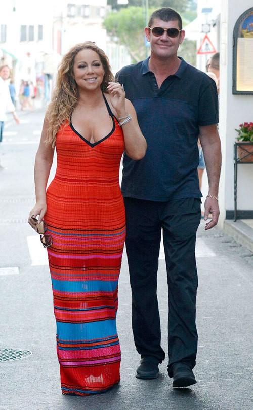 11 người tình nóng bỏng và nổi tiếng của Mariah Carey ảnh 10