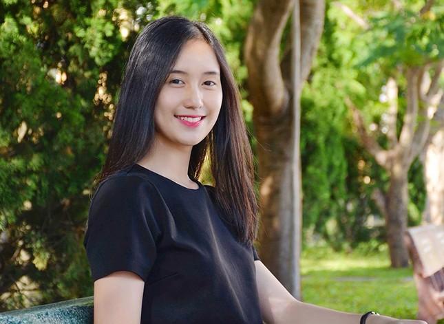 Tâm sự của tân Hoa khôi nữ sinh Việt Nam ảnh 1