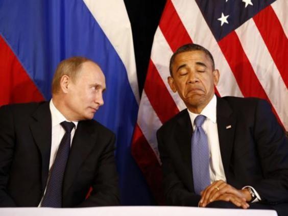 Những cuộc gặp đáng nhớ giữa ông Putin và ông Obama ảnh 2