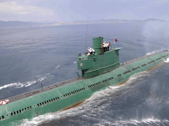 Sức mạnh quân đội xếp hạng 25 thế giới của Triều Tiên ảnh 9