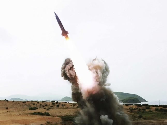 Sức mạnh quân đội xếp hạng 25 thế giới của Triều Tiên ảnh 11