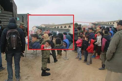 Thiết giáp 'Cuồng phong' Nga xuất hiện tại Syria ảnh 1