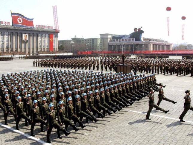 Sức mạnh quân đội xếp hạng 25 thế giới của Triều Tiên ảnh 1