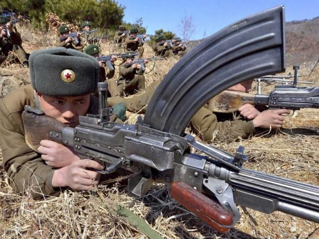 Sức mạnh quân đội xếp hạng 25 thế giới của Triều Tiên ảnh 2