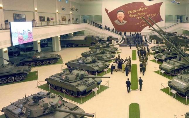 Sức mạnh quân đội xếp hạng 25 thế giới của Triều Tiên ảnh 3