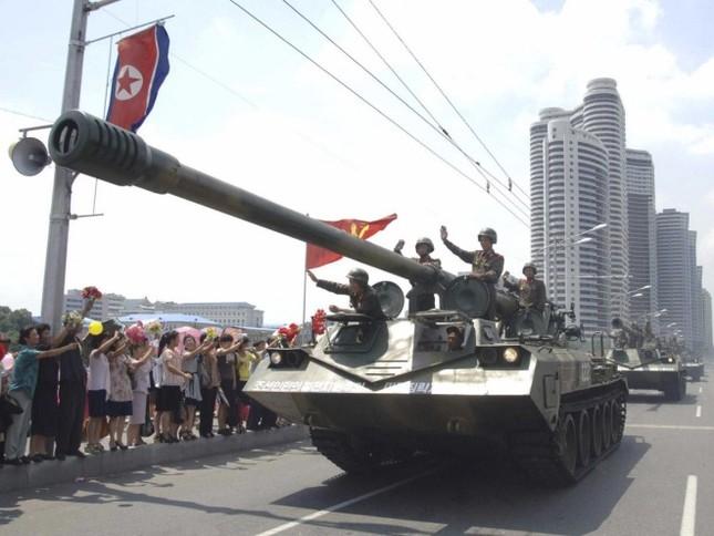 Sức mạnh quân đội xếp hạng 25 thế giới của Triều Tiên ảnh 4
