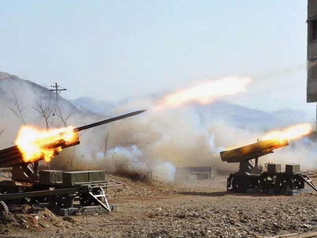 Sức mạnh quân đội xếp hạng 25 thế giới của Triều Tiên ảnh 5