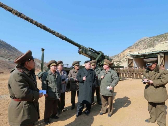 Sức mạnh quân đội xếp hạng 25 thế giới của Triều Tiên ảnh 6