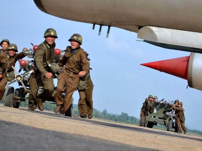 Sức mạnh quân đội xếp hạng 25 thế giới của Triều Tiên ảnh 8