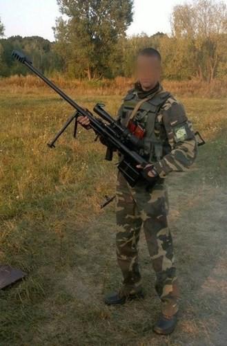 Kinh hãi với uy lực súng trường bắn tỉa xuyên giáp của Nga ảnh 7