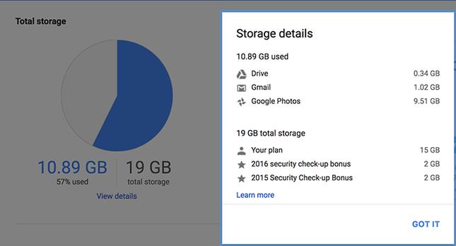 Cách dọn dẹp để tăng bộ nhớ lưu trữ cho Google Drive ảnh 1