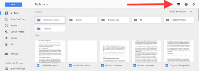 Cách dọn dẹp để tăng bộ nhớ lưu trữ cho Google Drive ảnh 2