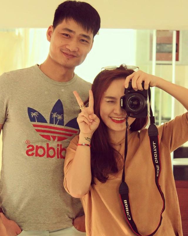 """Phản ứng của chồng Bảo Thanh trước cảnh nóng trong """"Sống chung với mẹ chồng"""" ảnh 1"""