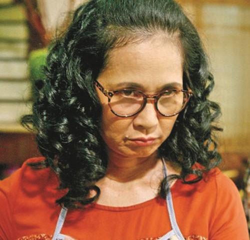 Con dâu NSND Lan Hương nói gì về mẹ trên sóng truyền hình? ảnh 1