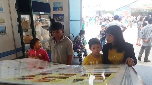 Triển lãm Di sản Văn hóa biển, đảo Việt Nam ảnh 1