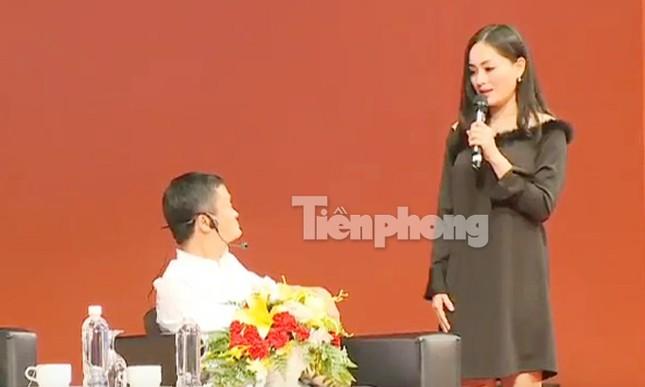 Tỷ phú Jack Ma chúc giới trẻ Việt Nam luôn tiến về phía trước ảnh 28