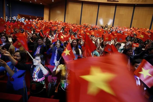 Sắc màu dân tộc tại Đại hội Đoàn toàn quốc XI ảnh 16