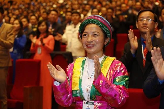 Sắc màu dân tộc tại Đại hội Đoàn toàn quốc XI ảnh 1