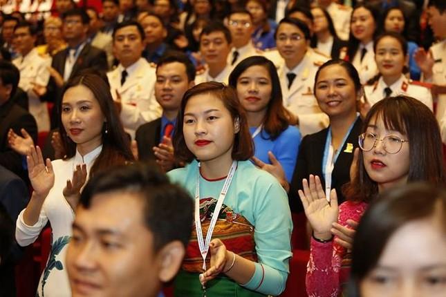 Sắc màu dân tộc tại Đại hội Đoàn toàn quốc XI ảnh 7