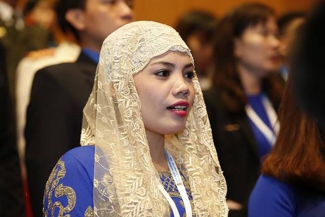 Sắc màu dân tộc tại Đại hội Đoàn toàn quốc XI ảnh 13