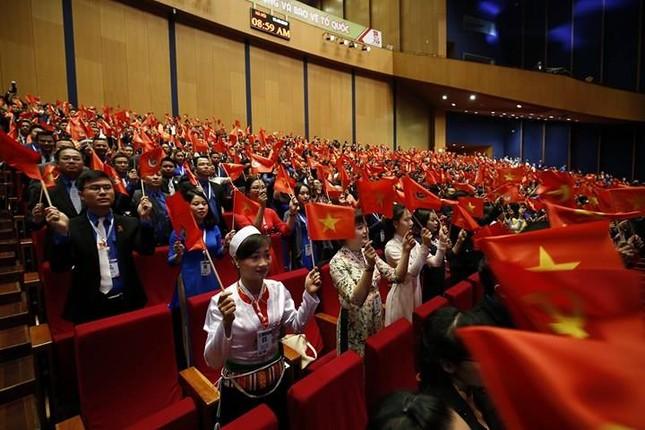 Sắc màu dân tộc tại Đại hội Đoàn toàn quốc XI ảnh 15