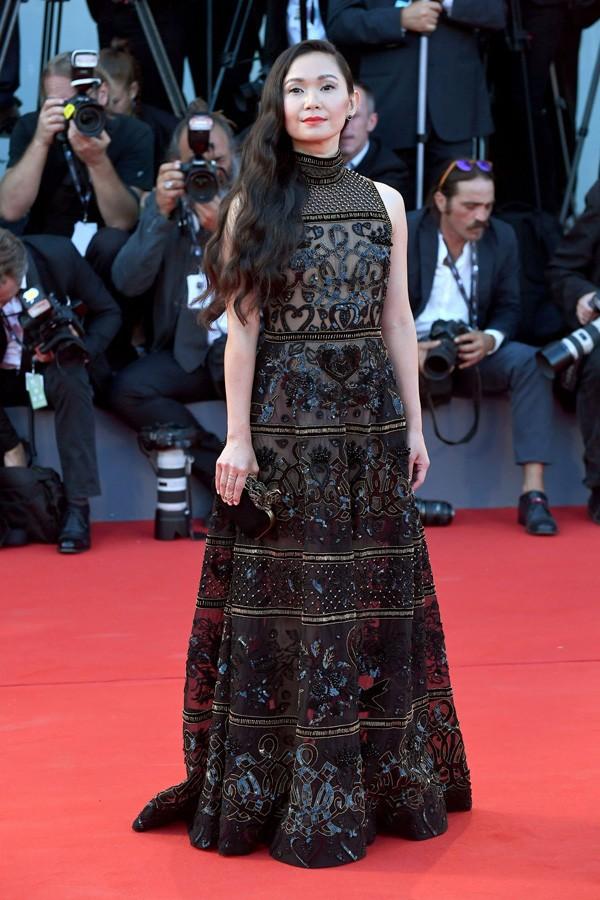 Nữ diễn viên gốc Việt được đề cử Quả Cầu Vàng 2018 là ai? ảnh 3
