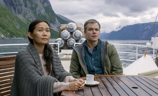 Nữ diễn viên gốc Việt được đề cử Quả Cầu Vàng 2018 là ai? ảnh 1