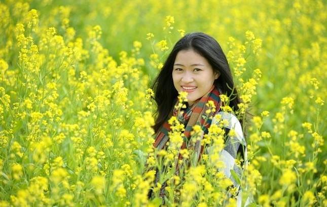 Những địa điểm chụp hoa cải đẹp tại Hà Nội giới trẻ phải biết ảnh 4