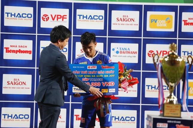 TOÀN CẢNH: Quảng Nam thắng SLNA, lần đầu đoạt Siêu cúp ảnh 25
