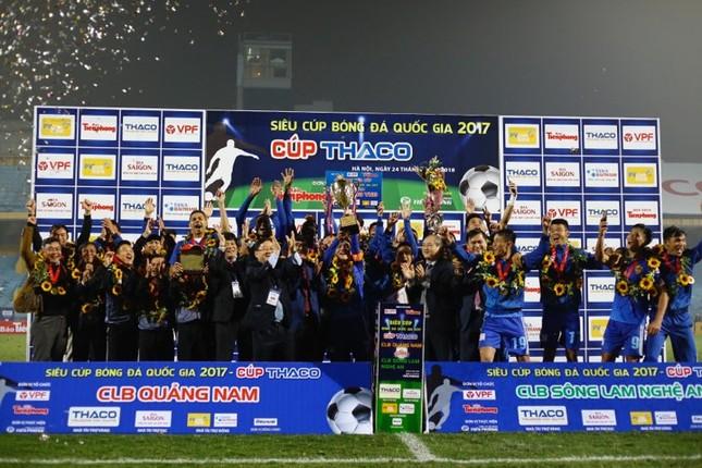 TOÀN CẢNH: Quảng Nam thắng SLNA, lần đầu đoạt Siêu cúp ảnh 27