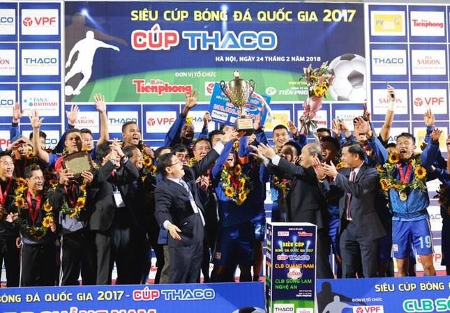 TOÀN CẢNH: Quảng Nam thắng SLNA, lần đầu đoạt Siêu cúp ảnh 28