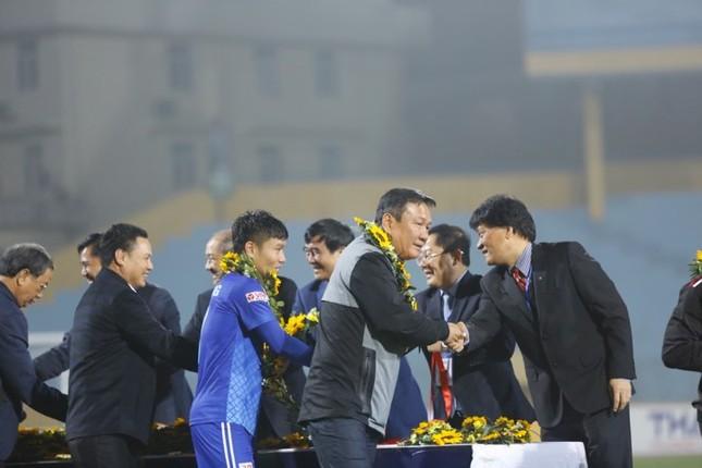 TOÀN CẢNH: Quảng Nam thắng SLNA, lần đầu đoạt Siêu cúp ảnh 26