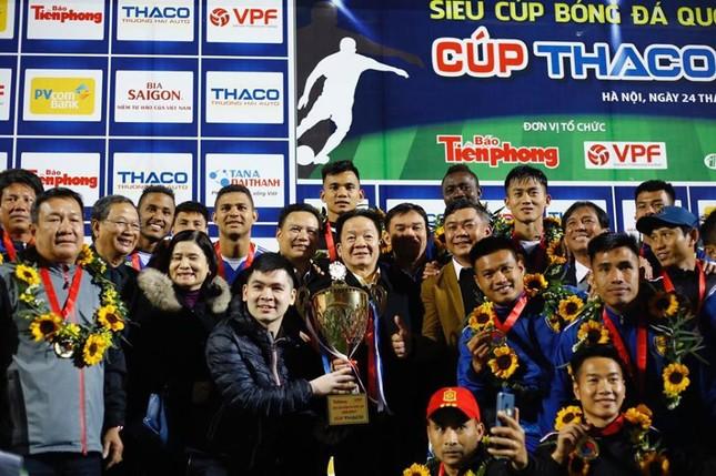 TOÀN CẢNH: Quảng Nam thắng SLNA, lần đầu đoạt Siêu cúp ảnh 29