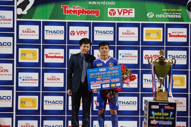 Quảng Nam 'bội thu' ở Siêu cup Quốc gia ảnh 2