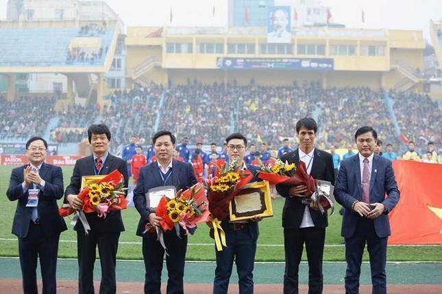 TOÀN CẢNH: Quảng Nam thắng SLNA, lần đầu đoạt Siêu cúp ảnh 10