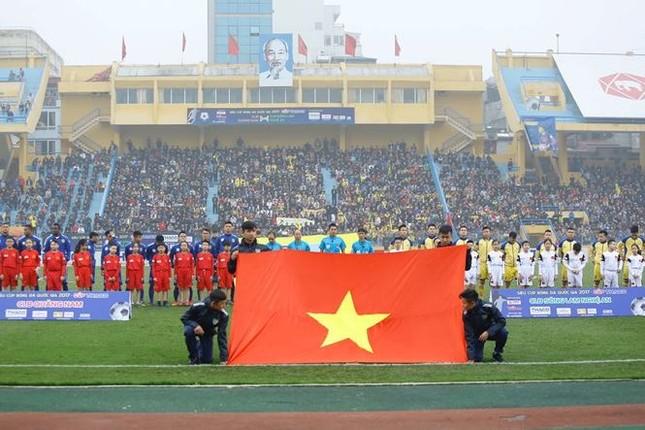 TOÀN CẢNH: Quảng Nam thắng SLNA, lần đầu đoạt Siêu cúp ảnh 13