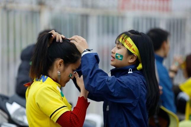 TOÀN CẢNH: Quảng Nam thắng SLNA, lần đầu đoạt Siêu cúp ảnh 2