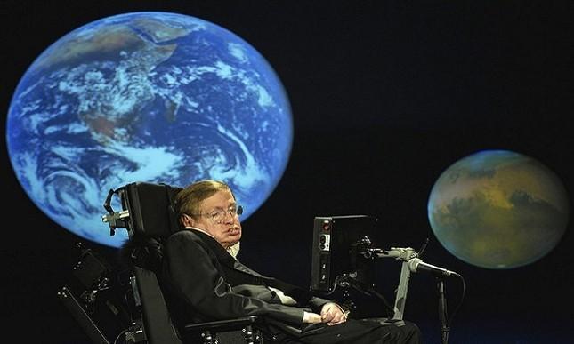 Những dấu mốc trong cuộc đời ông hoàng vật lý Stephen Hawking ảnh 10