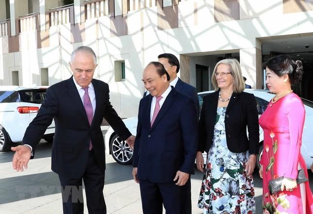 Thủ tướng Nguyễn Xuân Phúc thăm chính thức Australia ảnh 2