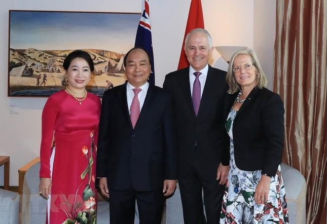 Thủ tướng Nguyễn Xuân Phúc thăm chính thức Australia ảnh 3