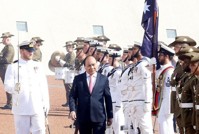 Thủ tướng Nguyễn Xuân Phúc thăm chính thức Australia ảnh 4