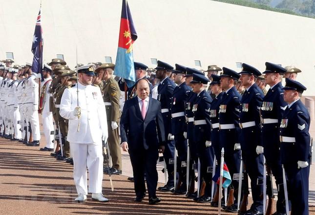 Thủ tướng Nguyễn Xuân Phúc thăm chính thức Australia ảnh 5